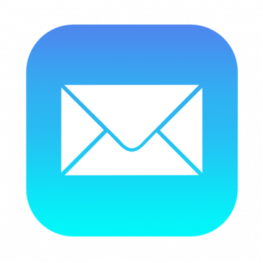 E-mail versturen onder aliassen op je iPhone of iPad