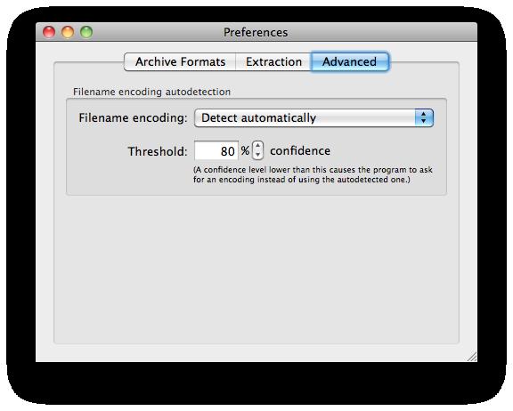 Bestanden uitpakken op je Mac met The Unarchiver