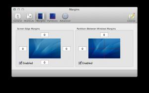 SizeUp: margins