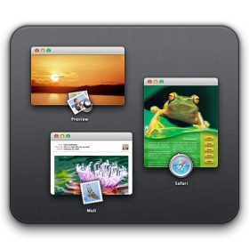 Mission Control: een snel overzicht van alle vensters op je Mac