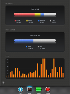 Activity Monitor Touch: alle informatie over je iOS apparaat (ios )