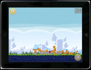 Angry Birds (leuk spel voor je iPad!)