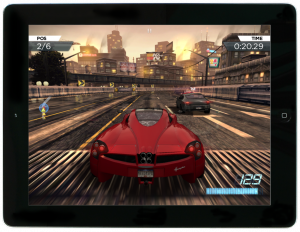 Need for Speed: race spel voor op je iPad!