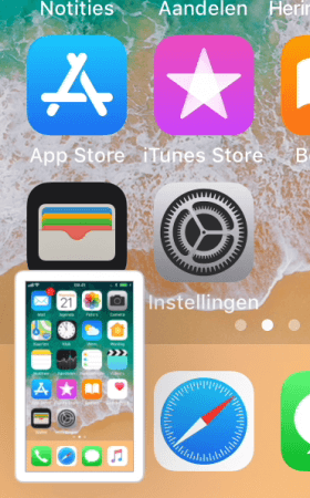 iOS Screenshots maken op je iPhone of iPad
