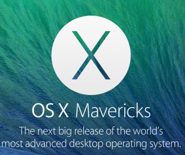 OS X 10.9: Mavericks en een vernieuwde iWork en iLife