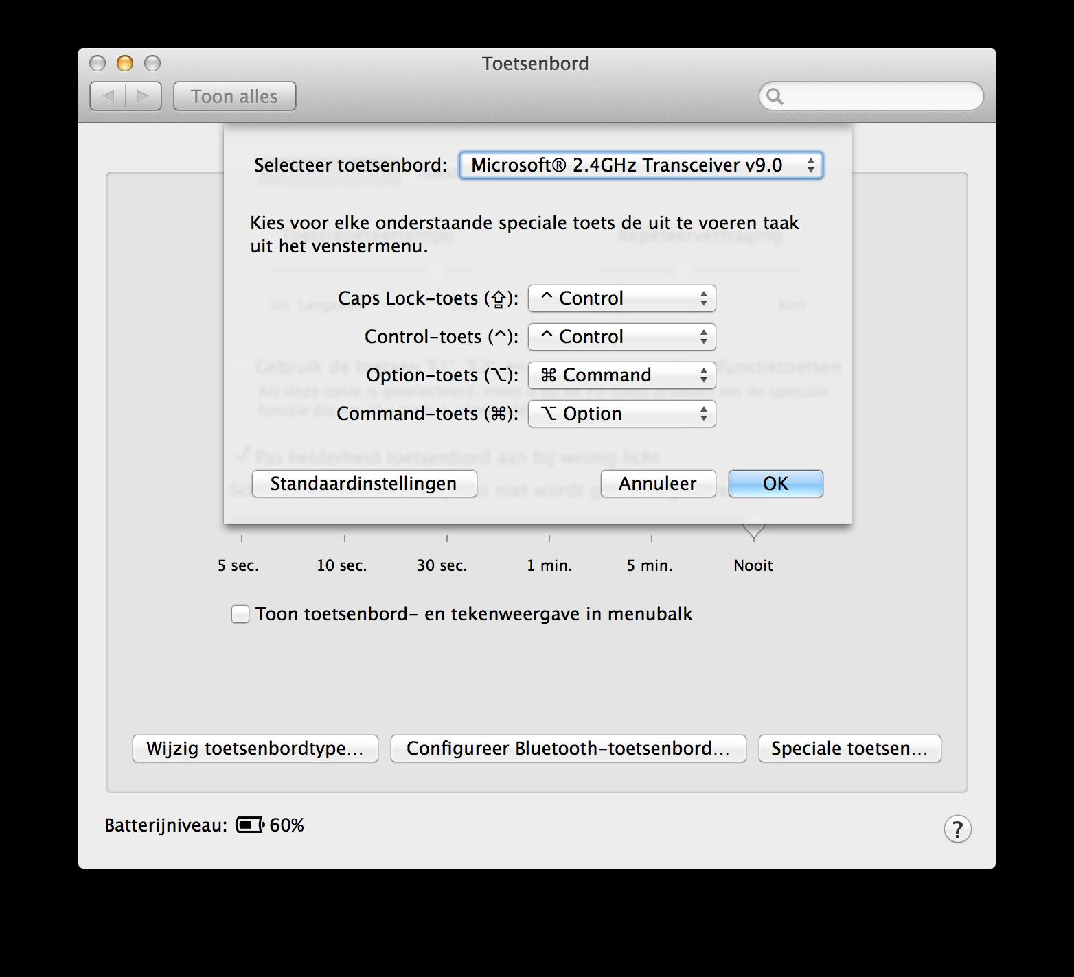 Handig werken met het Apple toetsenbord op de Mac - Apple Coach