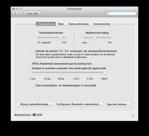 mac-toetsenbord-systeemvoorkeuren
