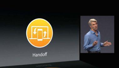 WWDC 2014: Continuity belooft betere samenwerking tussen iOS en Mac