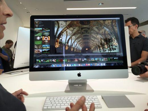 iMac met Retina 5K-display: Final Cut Pro X met 4K volledig in beeld