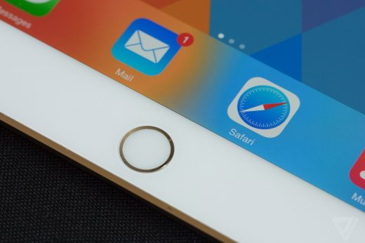 iPad mini 3: nu met Touch ID