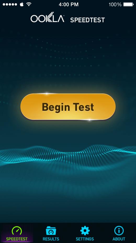 Speedtest: begin eenvoudig met het testen van je internet snelheid op de iPhone of iPad