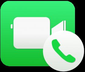 Gratis bellen met FaceTime (audio)