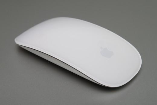 Apple's Magic Mouse