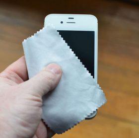Apple apparatuur schoonmaken: iPhone en iPad-editie