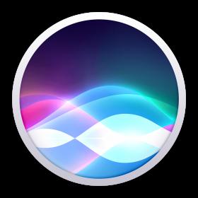 Siri gebruiken op de Mac
