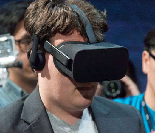 Virtual Reality met de Oculus Rift