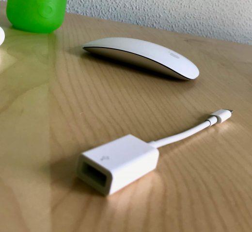 USB-C naar USB-A adapter