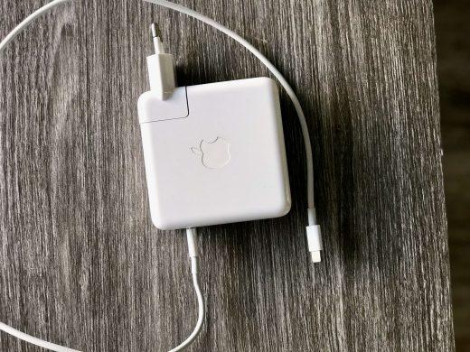 De USB-C-naar-Lightning kabel lijkt erg op een gewone USB-C-kabel