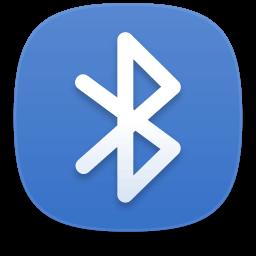 Het bluetooth icoon