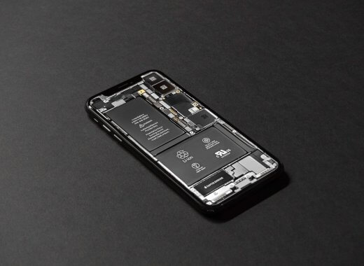 Dit is wat je ziet als je je iPhone batterij gaat vervangen