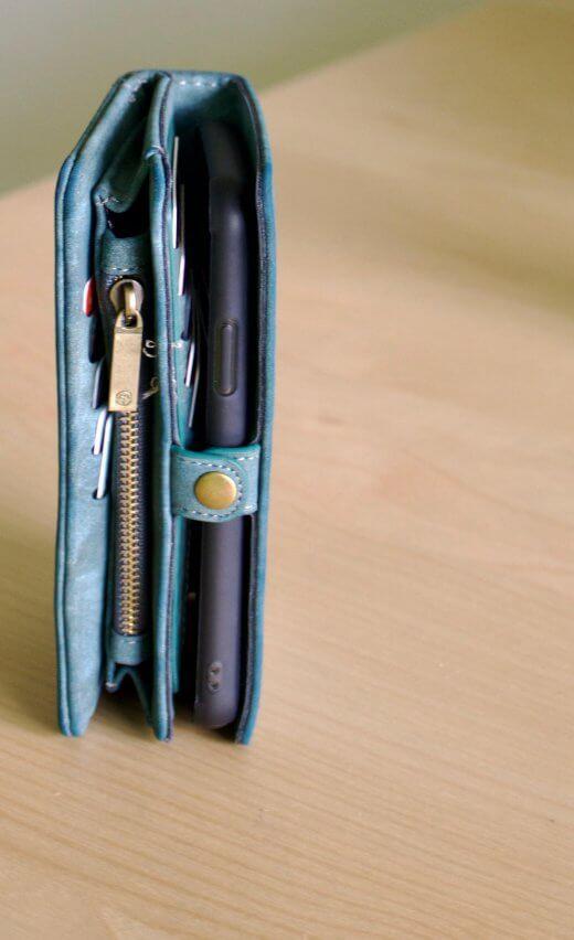 badf491e2a9 CASEME iPhone X portemonnee hoesje: een aanrader? - Apple Coach