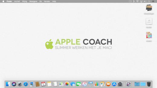 macOS 10.14 Mojave kan je bestanden netjes opstapelen