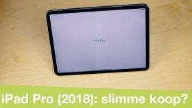 iPad Pro 11-inch (2018): eerste indrukken