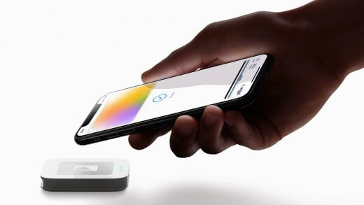 Betaal via Apple Pay met je Apple Card