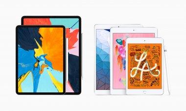 Nieuwe iPad mini (2019) en iPad Air (2019)