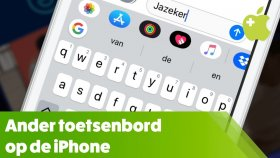 Alternatief toetsenbord installeren