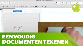 Mac: Eenvoudig (digitaal) je handtekening plaatsen op documenten