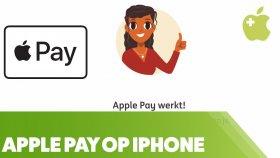 Apple Pay instellen op de iPhone