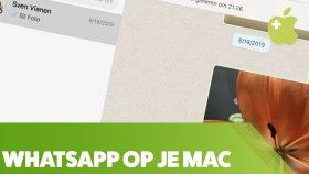 ChatMate: WhatsApp gebruiken op je Mac