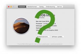 Hoe je voor iedere Apple computer (Mac, iPad en iPhone) het model en versienummer vindt