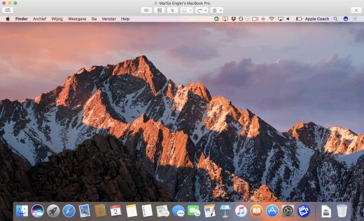 Beheer een andere Mac vanaf je eigen Mac